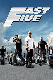 11173000 det Fast Five (2011) Action | Thriller * EXTENDED BluRay