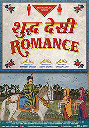 Shuddh Desi Romance (2013) Movie Poster