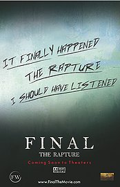 Final: The Rapture (2013) Poster