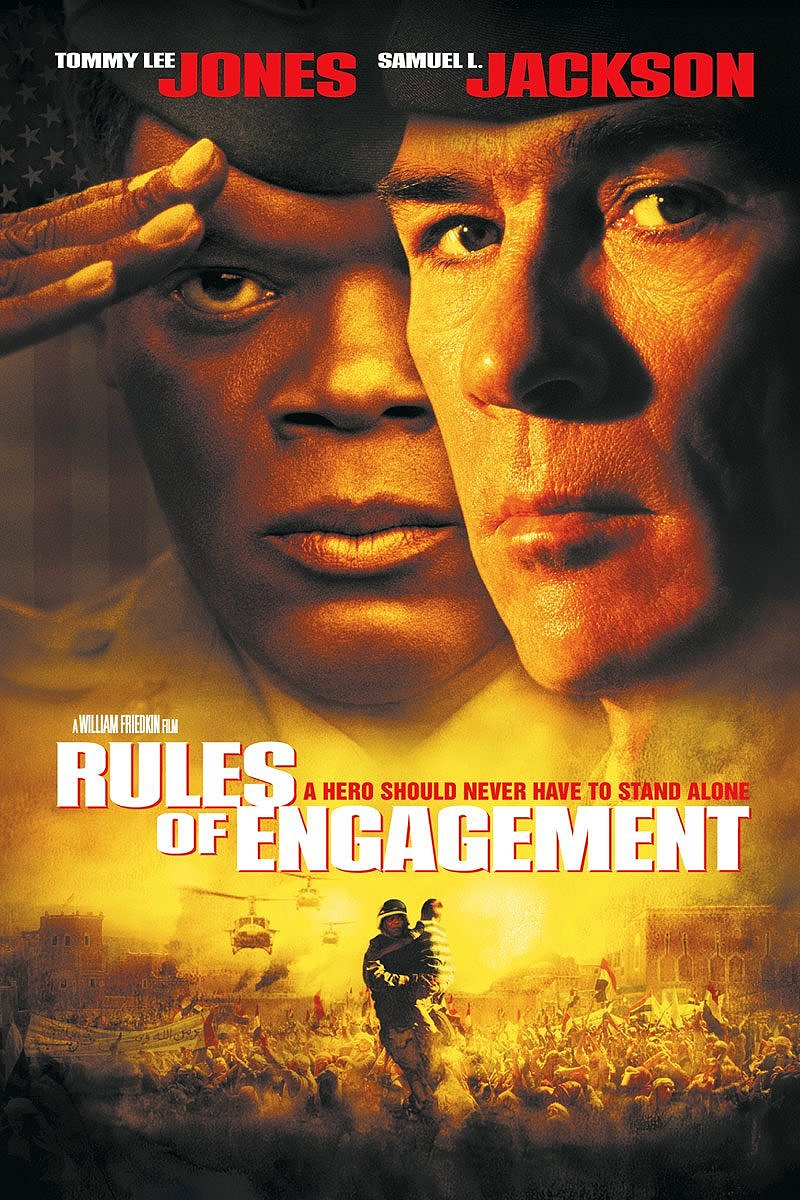 rules of engagement 2000 rotten tomatoes