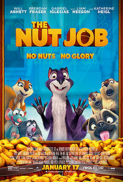 Poster The Nut Job (2014) Movie