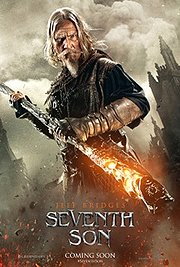 Seventh Son poster Jeff Bridges Master Gregory