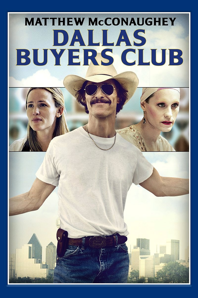 Charbak Dipta ��� Dallas buyers club essay