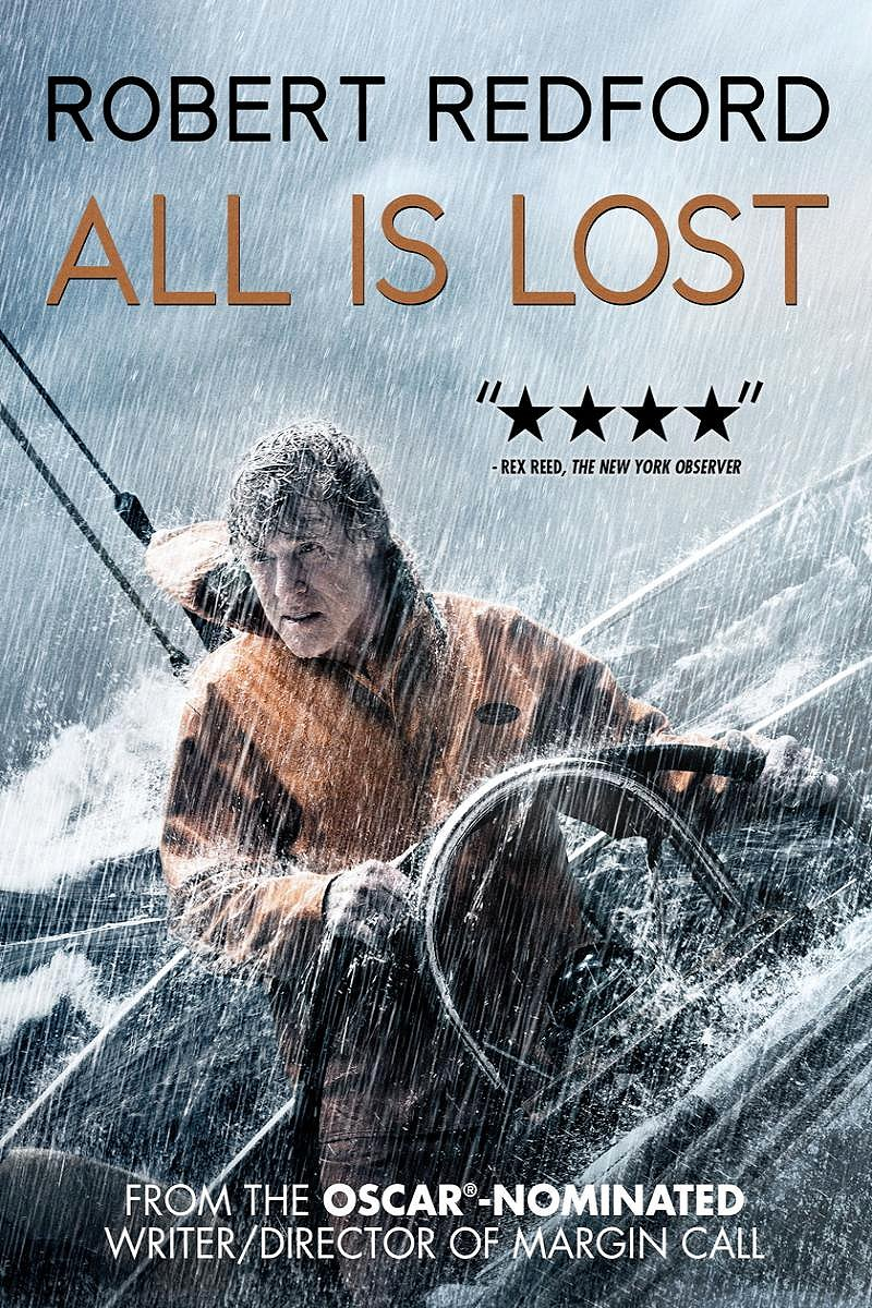 All Is Lost - Rotten Tomatoes