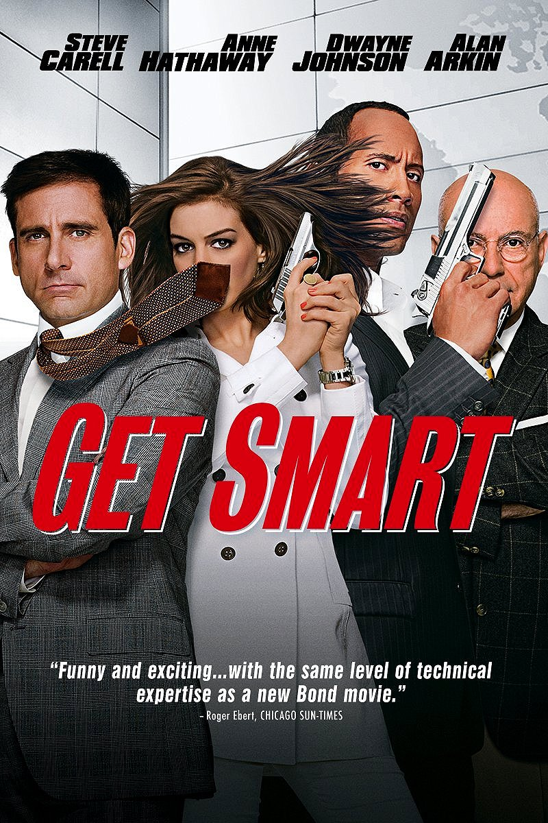 Get Smart (2008) - Rotten Tomatoes