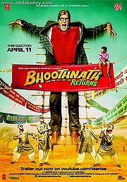 Watch Bhoothnath Returns Full Movie Megashare
