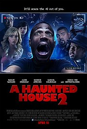 Watch A Haunted House 2 Full Movie Megashare