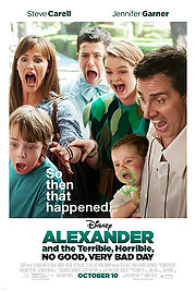 Alexander and the Terrible…Very Bad Day (2014) Comedy