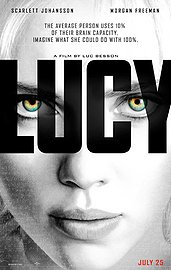Lucy (2014) New in Theaters |Action | Sci-Fi * Scarlett Johansson