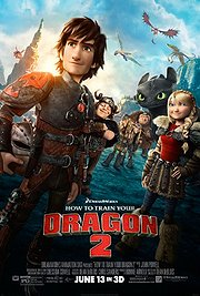 How to Train Your Dragon 2 (2014) ANIMATION (TS / HDC)