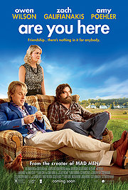 Are You Here? (2014) New in Theaters (HD) Comedy * Owen Wilson