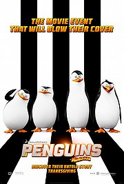 Penguins of Madagascar (2014) Animation | Adventure