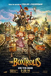 The Boxtrolls (2014) Fantasy (Spanish) Cinema PreRLS