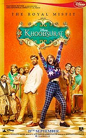Khoobsurat (2014) NEW in Cinema (DVD) Comedy (Hindi)