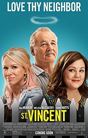 St. Vincent (2014) New in Theaters (HD) Comedy * Bill Murray,