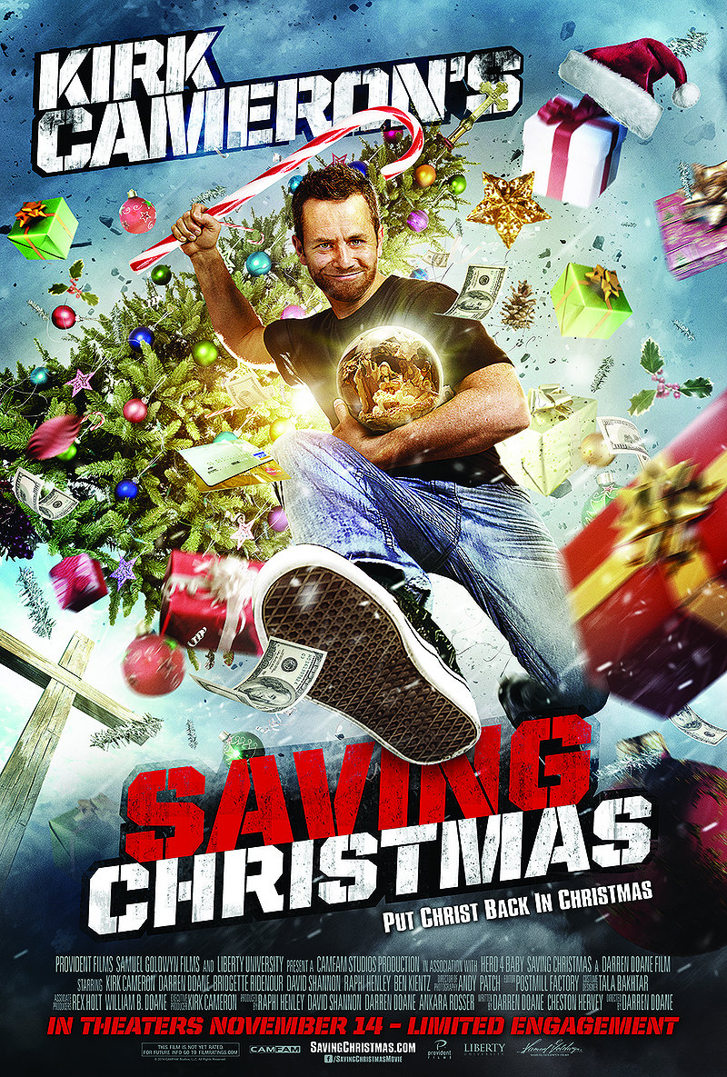 war on christmas movie kirk camerons saving christmas is being released this friday in theaters - This Christmas Full Movie Online Free
