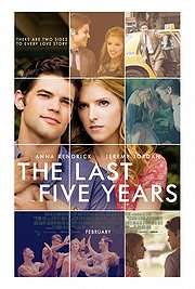 The Last Five Years (2015) New In Theaters (HDRip) ComedyDrama