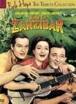 Road to Zanzibar Poster