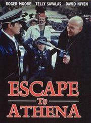 Escape to Athena Poster