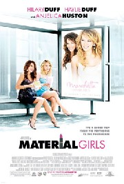 Material Girls Poster