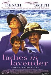 Ladies in Lavender. Poster