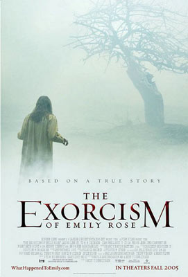 Poster del film The exorcism of Emily Rose