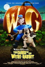 Wallace &amp; Gromit in The Curse of the Were-Rabbit Poster