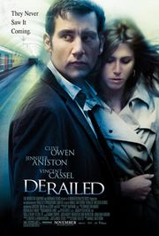 Derailed Poster
