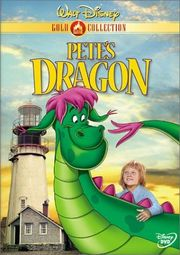 Pete&#039;s Dragon Poster
