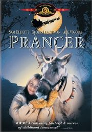 Prancer Poster