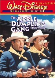 The Apple Dumpling Gang Rides Again Poster