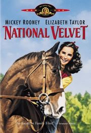 National Velvet Poster