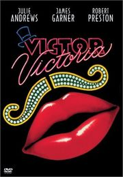 Victor Victoria Poster