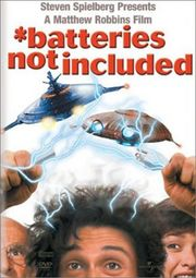 *batteries not included Poster
