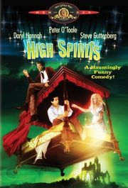 High Spirits Poster