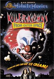 Killer Klowns from Outer Space
