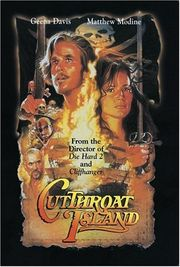Cutthroat Island Poster