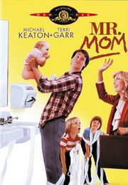 Mr. Mom Poster