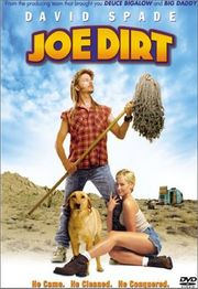Joe Dirt Poster