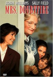 Mrs. Doubtfire Poster