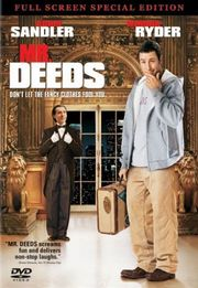 Mr. Deeds Poster
