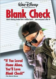 Blank Check Poster