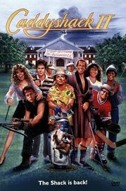 Caddyshack II Poster