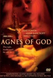 Agnes of God Poster