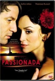 Passionada Poster