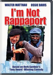 I&#039;m Not Rappaport Poster