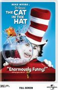 Dr. Seuss - The Cat in the Hat poster & wallpaper