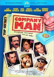 Company Man Poster