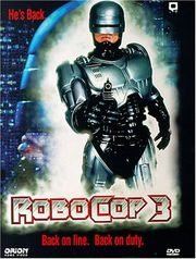 RoboCop 3 Poster