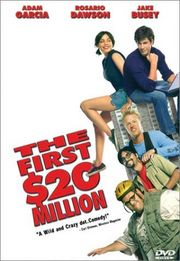 The First $20 Million Is Always the Hardest Poster